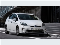 Toyota Prius for rent